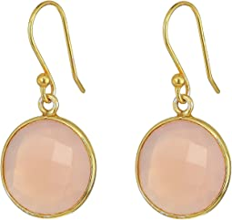Dee Berkley Single Stone Earrings