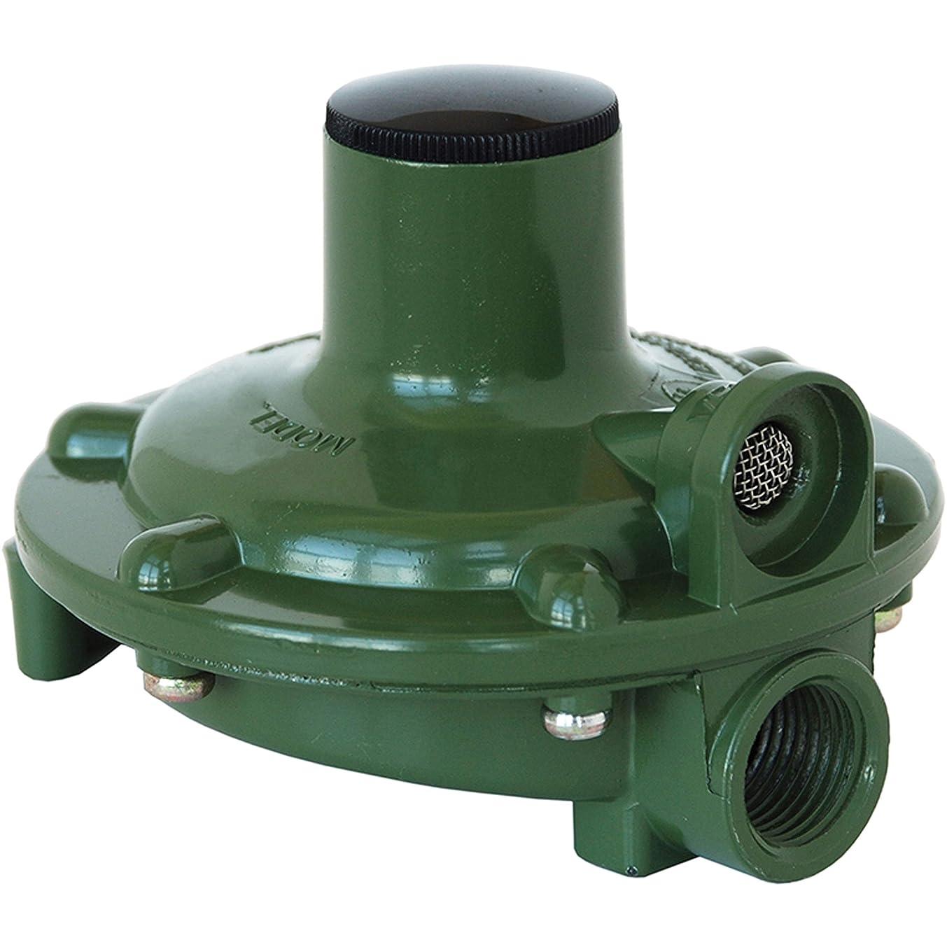 Marshall Excelsior MEGR-230-90 Low Pressure Reg Bulk 9:00 Vent