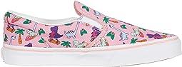 (Surf Dinos) Pink Icing/True White