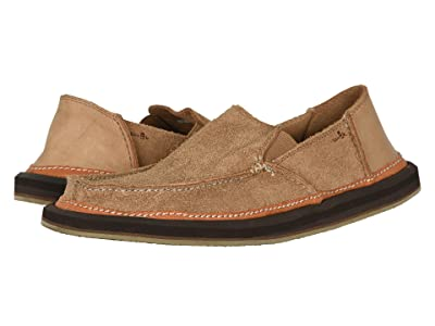 Sanuk Vagabond Artesano (Brown) Men