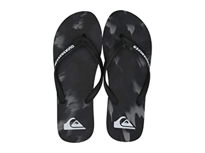 Quiksilver Molokai Print (Black/Grey/Black 4) Men