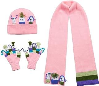 Kidorable Girls' Little Hat Scarf Set