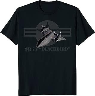 SR-71 Shirt Vintage Cold War SR71 Air Force Pilot Tee