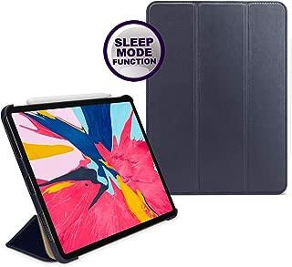 TETDED Premium Leather Trifold Case for Apple iPad Pro 11
