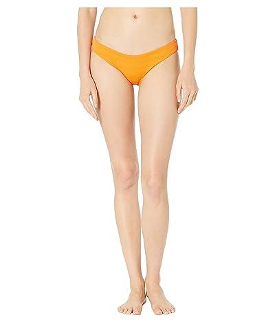 L*Space Clear Water Texture Sandy Bottoms (Tangerine) Women