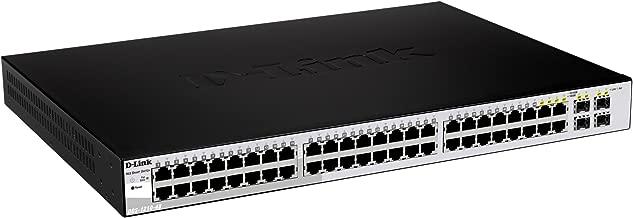 D-Link DGS-1210-52 Web Smart 48 Port Gig Switch