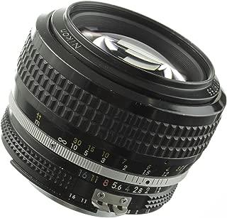 Nikon Nikkor 50mm 1.2 Ai Manual Focus Lens