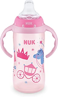 NUK Learner Cup, Kingdom, Flowers,10 Ounce
