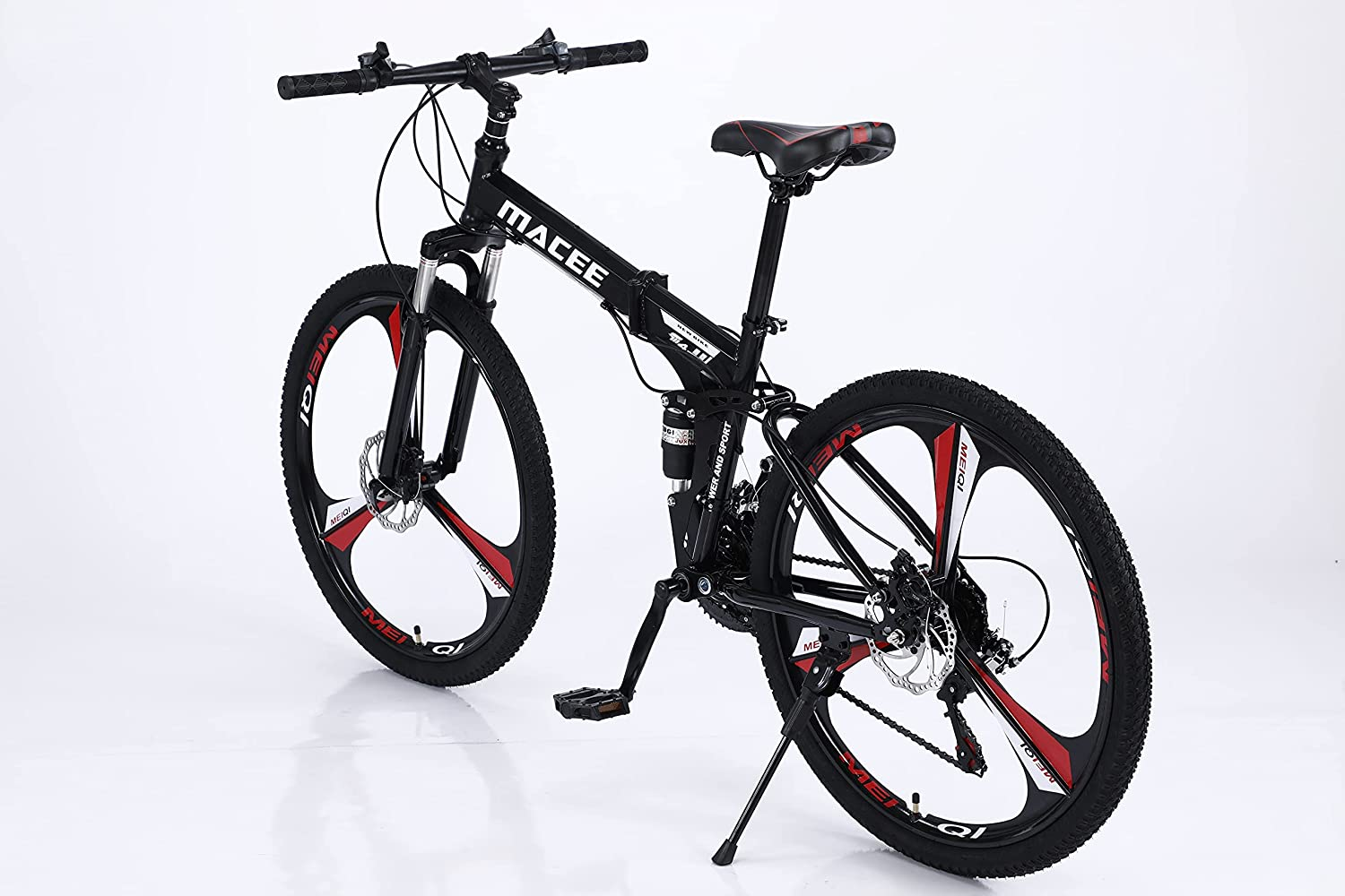 VICXYY 24in 26in Latest item Challenge the lowest price of Japan ☆ Folding Moutian - para Bike Bicicletas Hombres