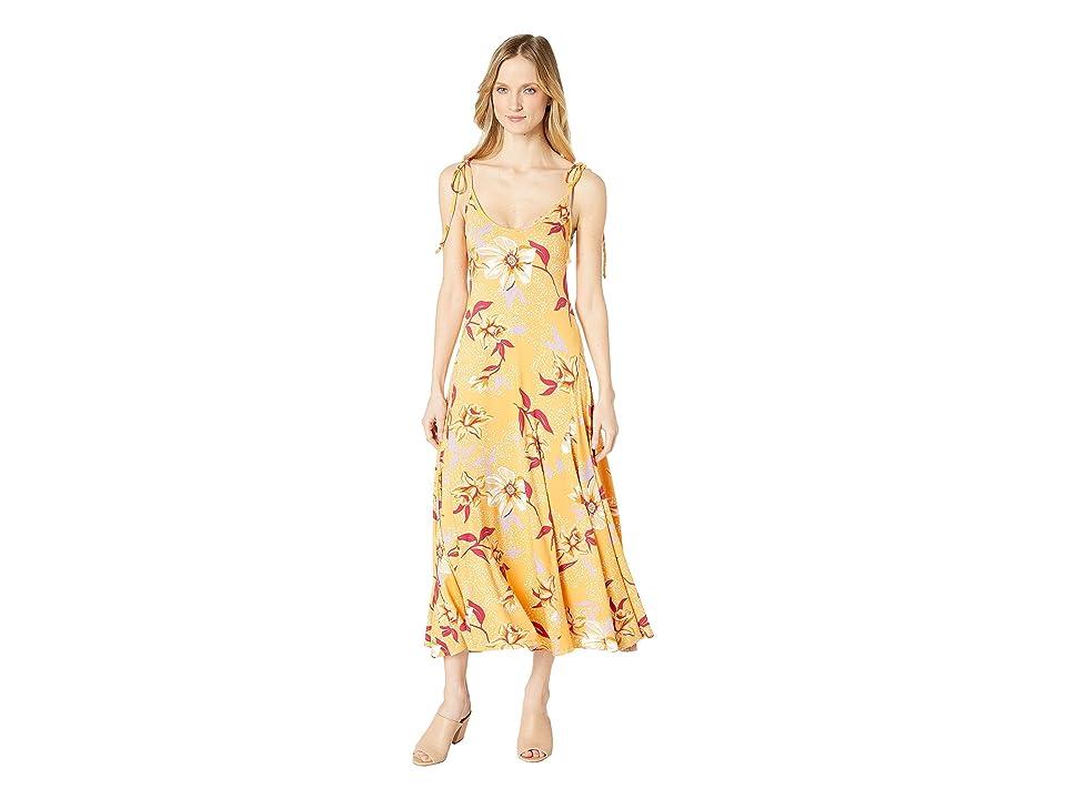Rachel Pally Gloria Dress (Daffodil Print) Women