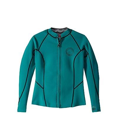 Billabong Peeky Jacket (Palm Green) Women