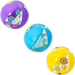 كرة شاطئ من بيست واي، مقاس 51 سم، موديل 26-31036