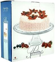 per Matrimonio Compleanno Festa Cool Stylish 9,45 9,45 14.57in Loveinwinter Cremagliera per Frutta A Tre 3 Piani Alzata Supporto per Frutta E Verdura