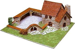 Aedes 1414. Kit de construccion en piedra de una Granja