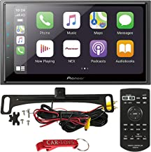"""$595 » Pioneer DMH-W4660NEX Car Stereo Safe Driver's Bundle with Voxx Backup Camera. 6.8"""" Capacitive Multimedia Receiver with Wir..."""