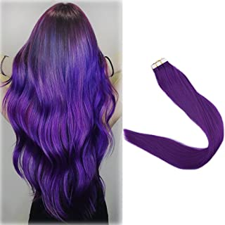 Best purple hair extensions uk Reviews
