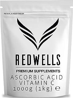 Vitamin C Powder Pure 1kg (L-Asorbic Acid) Pharma Quality No