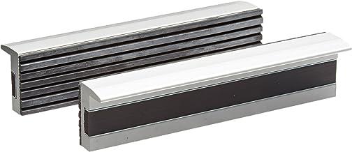"Yost Vises MR-350 5"" Magnetic Aluminum Vise Jaw Caps with Rubber Finish (1 Pair)"
