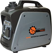 Dirty Hand Tools | 104609 | 800 Watt 5.8 Amp Gas Powered Inverter Generator | Portable..