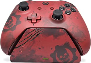 Official Xbox One Charging Stand. Gears of War 4: Crimson Omen Limited Edition Design. Xbox Pro Charging Stand. Licensed and Patented. - Xbox One