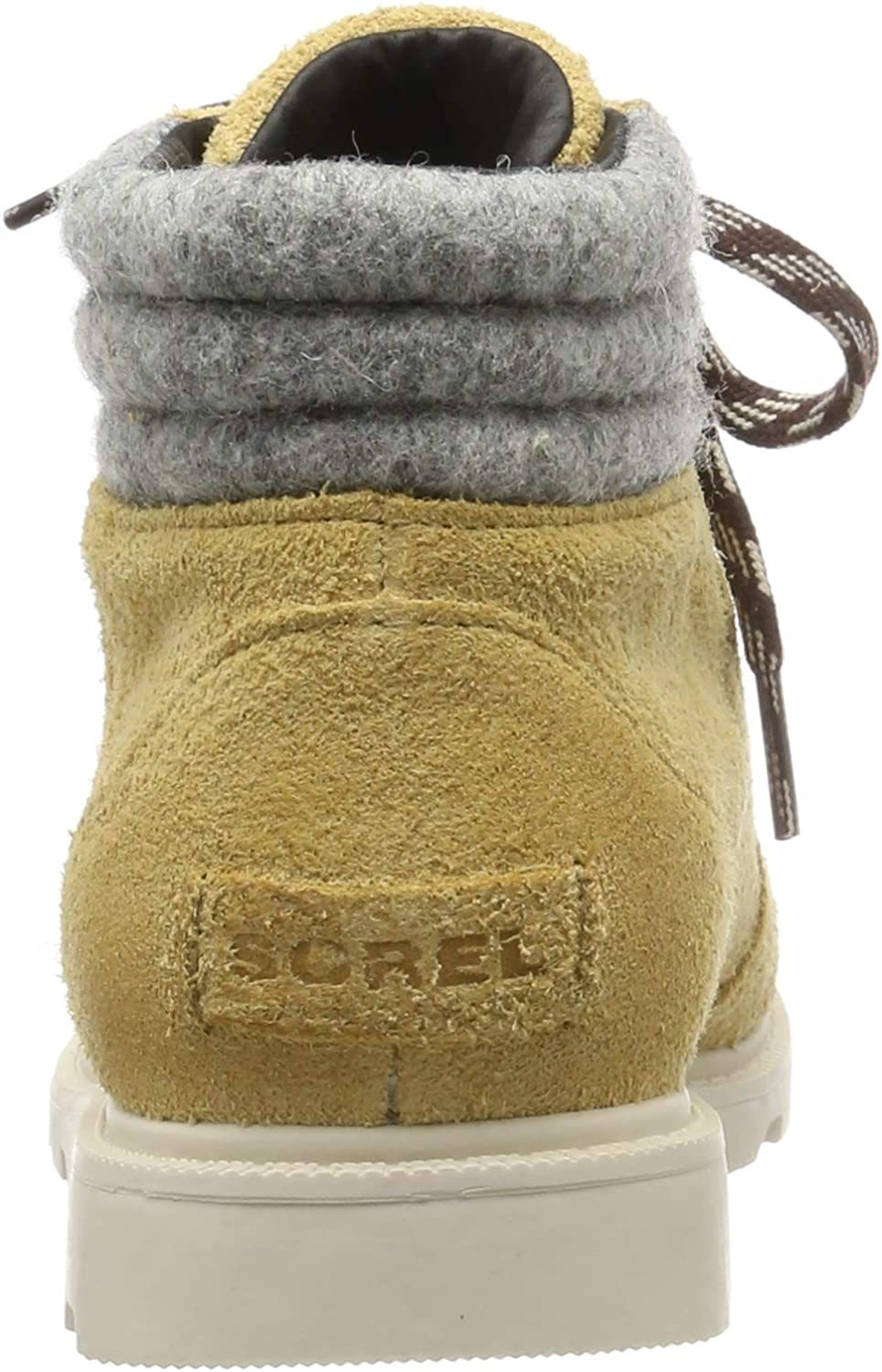 Sorel Women's Ainsley Conquest Boots, Beige Curry