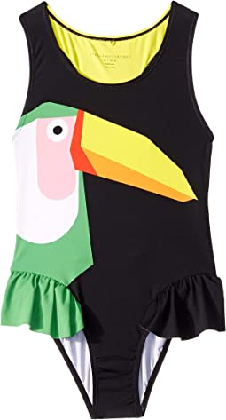 Toucan One-Piece Swimsuit Early (Toddler/Little Kids/Big Kids)