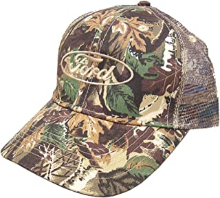 a5ddf6ca5bff1 Hot Shirts - Men s Ford  Camouflage Hat - Twill Front Mesh Back