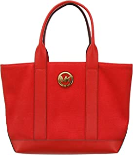 Best michael kors red canvas tote Reviews