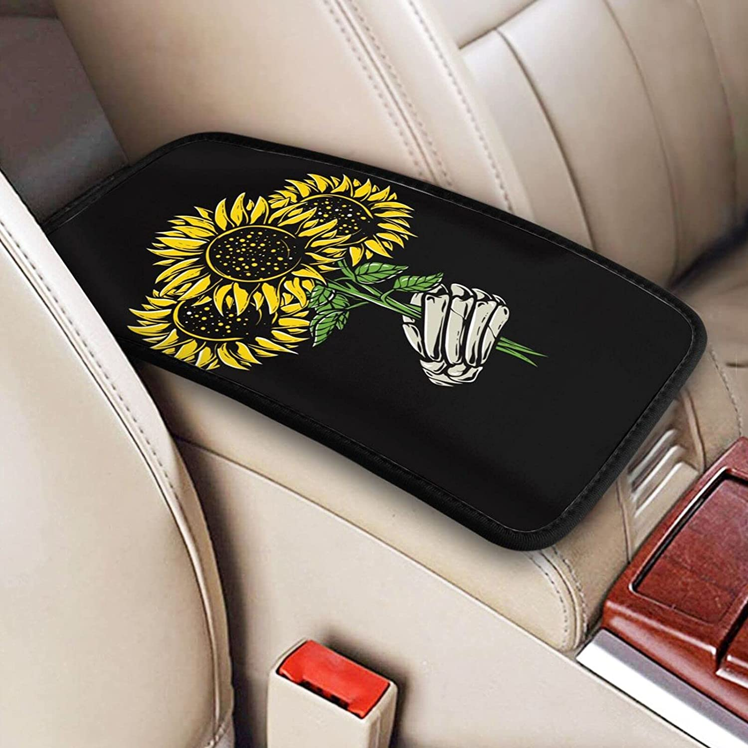 Gifts Grafffery Car Center Console Middle Armrest Cushion Super Special SALE held Pad