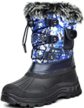 DREAM PAIRS KSNOW Insulated Waterproof Snow Boots
