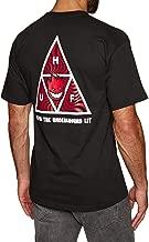 HUF x Spitfire Triple Triangle T-Shirt