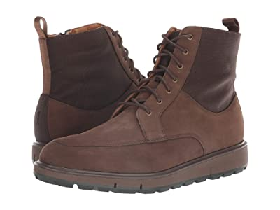 SWIMS Motion Country Boot (Brown/Olive) Men