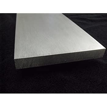 Amazon Com 375 3 8 Al Aluminum Sheet Plate 6061 24 X 48 Mill Finish Industrial Scientific