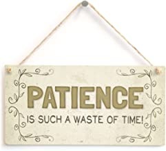 Best patience is a waste of time Reviews