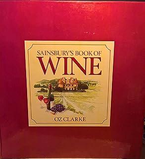 """SAINSBURY""""S BOOK OF WINE"""