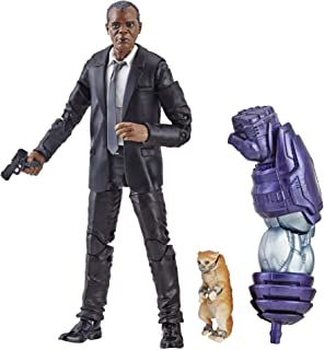 Marvel Legends Captain Marvel Nick Fury