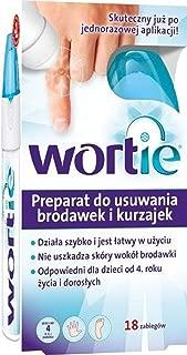 WORTIE Spray 50 ML - Advanced Verruca & Wart Freeze Treatment - Verruca & Wart Remover