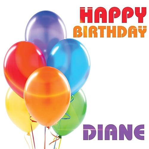 Happy Birthday Diane By The Birthday Crew On Amazon Music Amazon Com