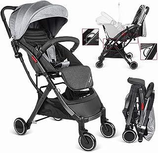 Besrey Silla de paseo Ligera bebe, carrito bebe ligero