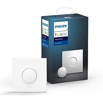 Philips Hue Smart Button, komfortables Dimmen ohne Installation