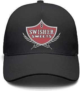 Men Women Adjustable Swisher-Sweet-Logo- Trucker Dad Baseball Hats Cap