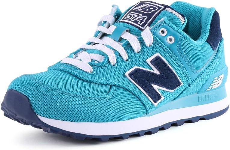 New Balance, Sneaker Donna, Turchese (Foglia di tè), 39 : Amazon ...
