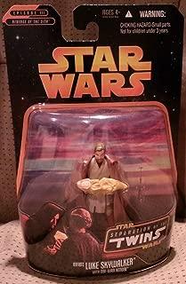 Star Wars Episode III Revenge of the Sith Separation of the Twins - Infant Luke Skywalker with Obi-wan Kenobi