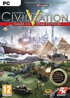Sid Meier's Civilization(R) V Game of the Year (日本語版) [ダウンロード]