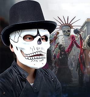 Gmasking James Bond 007 Spectre Skull Skeleton Cosplay Mask Replica