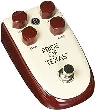 Danelectro Billionaire BP-1 Pride of Texas Pedal (