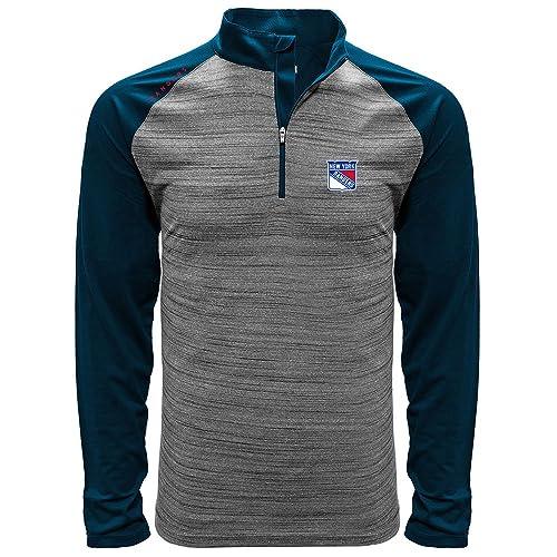 new style d6e86 9c1a5 New York Rangers Men's Apparel: Amazon.com