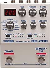 BOSS Digital Delay Guitar Pedal (DD-200)