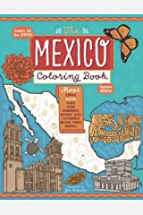 The Mexico Coloring Book Paperback