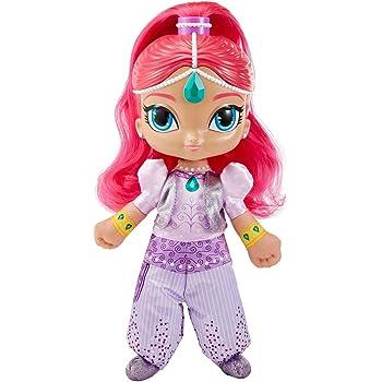 Amazon.es: Shimmer y Shine Genio Shimmer habla y canta, muñeca con ...